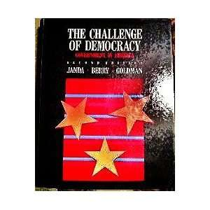 democracy: Government in America (9780395432921): Kenneth Janda: Books