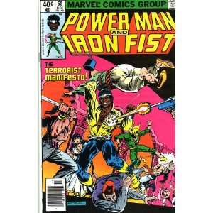 Power Man and Iron Fist, Vol 1 #60 (Comic Book) Marvel