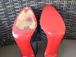 Up Paint for Christian Louboutin Heels   Custom Blended ReTouch Paint