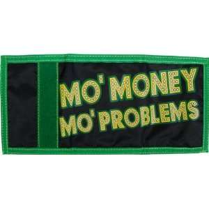 Shake Junt Mo $ Mo Problems Wallet Black Skate Wallets: