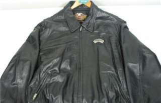 Genuine Harley Davidson Flashback Jacket Bomber 97063 03VM Large