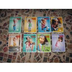 A Parents Guide to Growing Pains 8 DVD set: Movies & TV