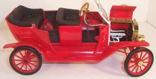11 11 14a117 item used universal hobbies ford model t touring red all