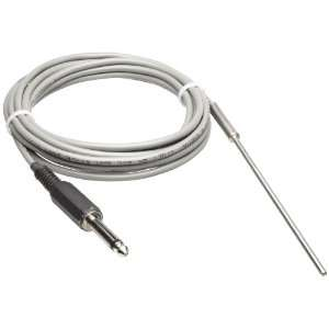 Oakton WD 08491 07 Liquid Immersion Flexible Thermistor Probe, 10