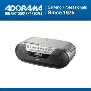 CFDS05 Digital CD Radio Cassette Boombox Player 027242780262
