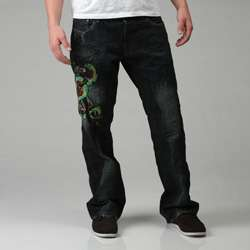 Ed Hardy Mens Snake Jeans  Overstock