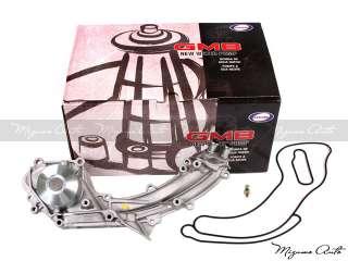 Acura Legend 3.2L V6 SOHC C32A1 Timing Belt Water Pump