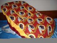 Baby Nursery Crib Bedding Set w/Washington Redskins NEW