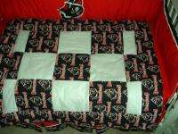 Baby Nursery Crib Bedding Set w/Tampa Bay Buccaneers