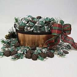 Mint Cookie Joy Gift Basket
