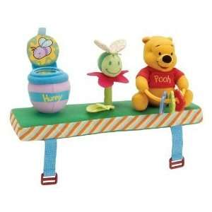 Disney Pooh Friends Stroller Toy Baby