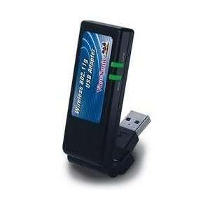 RangePlus Wireless USB Adapter