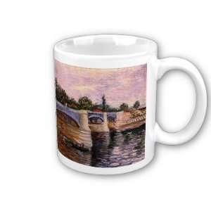 Pont del Grande Jette by Vincent Van Gogh Coffee Cup