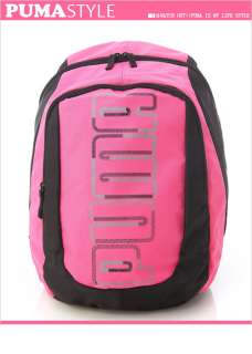 BN PUMA Switch Laptop Backpack Book Bag Pink