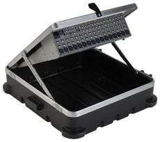 SKB 1SKB19 P12 12U POP UP MIXER ATA RACK CASE