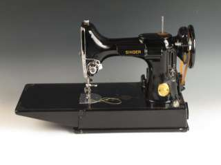 Featherweight Portable Electric Sewing Machine Model 221 1