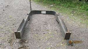 FORD NEW HOLLAND 3130 4130 ROLLBAR ROPS