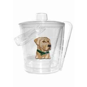 Tervis Tumblers Dog   Yellow Lab   2.5 quart Ice Bucket