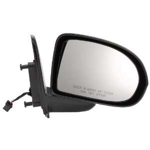 Patriot 10 10 Jeep Patriot Power Heated Mirror Right Black Textured