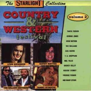 Country & Western Festival 2: Various Artists: Music