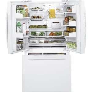 GE Profile PFSS5PJY Energy Star 25.1 Cu. Ft. French Door Refrigerator