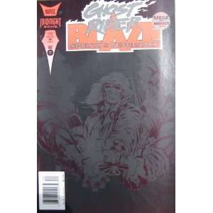 GHOST RIDER/BLAZE SPIRIT OF VENGEANCE, Vol. 1, No. 17