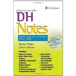 DH Notes Dental Hygienists Chairside Pocket Guide