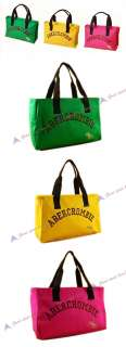 New Girl Cute Extra Large Tote Travel Casual style handbag Canvas