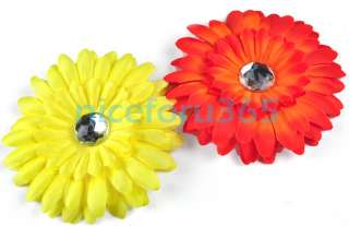 Baby Crystal Flower Hair Headbands Clips Bow 22 type Very Cute