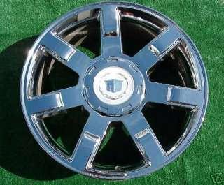 NEW 2007 Cadillac Escalade Chrome 22 inch WHEEL 5309