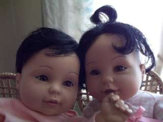 Life like Baby So Real Boy Girl Twin Baby Dolls 13