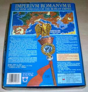 Imperivm Romanvm II West End Games Board Game   Rise And Fall Of the