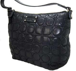 kate spade new york medium joisan chamonix black quilted shoulder bag