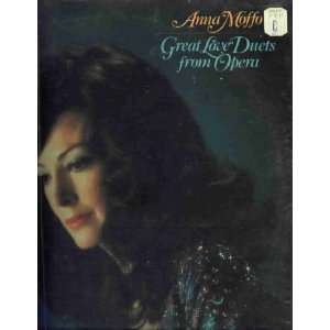 Anna Moffo   Great Love Duets from Opera Music