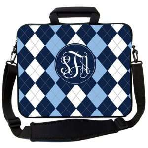 Got Skins Laptop Carrying Bags   Carolina Argyle