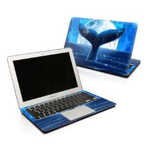Whale Tail Design Protector Skin Decal Sticker for Apple MacBook Pro