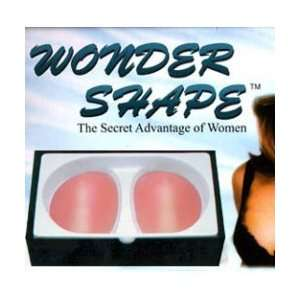 Wonder Shaper Silicone Breast Forms: Sports & Outdoors