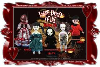 DESPCRIPTION You are bidding on **NEW MINT SEALED** Living Dead Dolls