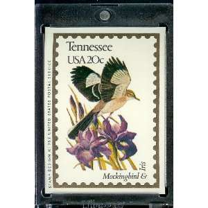 Bon Air Tennessee Stamp Replica Trading Card #42: Sports & Outdoors
