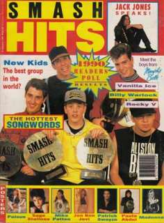 PATRICK SWAYZE, SEAN ASTIN, MADONNA, MIKE PATTON, NEW KIDS ON THE