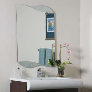 the sonia wall mirror is a unique design that suits both small and