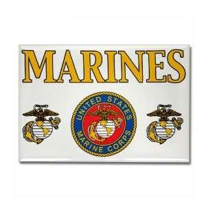 Magnet Marines United States Marine Corps Seal