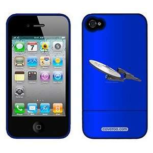 Star Trek e Movie Enterprise on Verizon iPhone 4 Case by