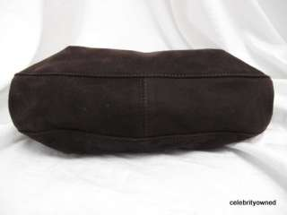 Dolce & Gabbana Brown Suede Small Bag