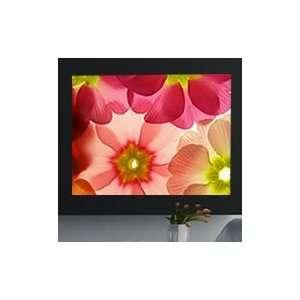 Pastel Flowers digital canvas