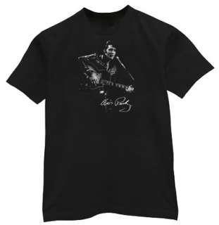Elvis Presley Memorabilia Gift Tee Shirt Black T shirt