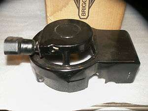 new Briggs Stratton gas engine lawnmower rider motor part recoil