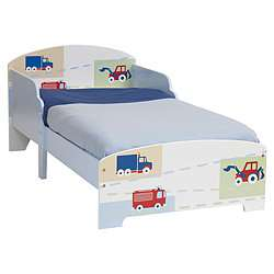 Buy Vroom Vroom Toddler Bed Frame from our Beds range   Tesco
