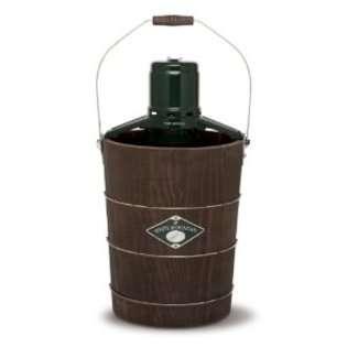 Quart Wooden Bucket Electric Motor Ice Cream Maker at