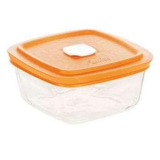 Square Plastic Food Storage Containers
